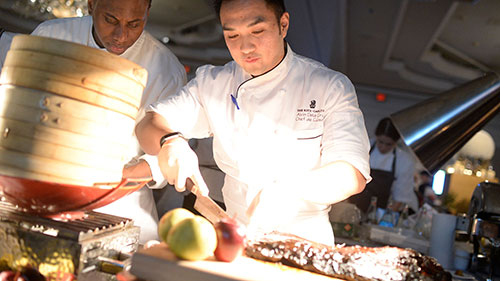 Chefs for Equality; Ritz Carlton