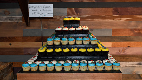 Georgetown Cupcake; HRC Chefs for Equality; Dock5 at Union Market