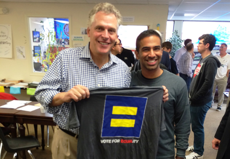 terry mcauliffe hrc shirt virginia election