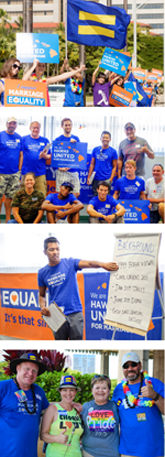 HRC Volunteers in Hawaii
