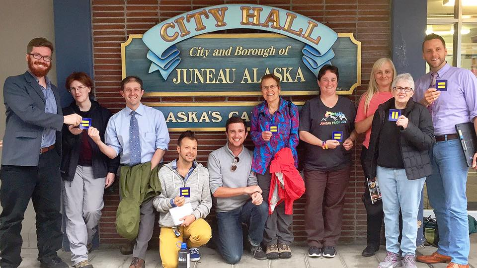 Juneau Assembly Passes LGBTQ-Inclusive Non-Discrimination Ordinance