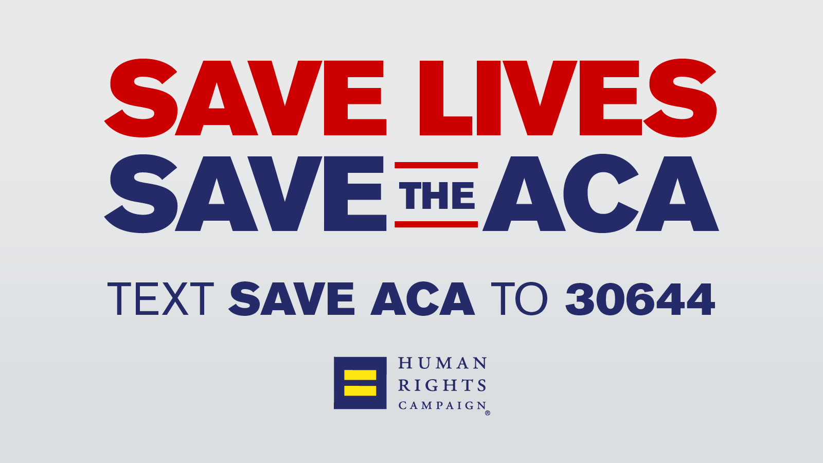 HRC Opposes Cassidy-Graham & Urges 'No' Vote on Bill That Would Harm LGBTQ Americans