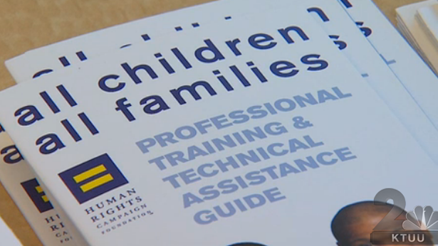 HRC's All Children – All Families Honors Adoption Agency in New York
