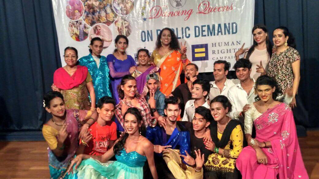 Advocacy Group in India Dances for Visibility and Equal Rights