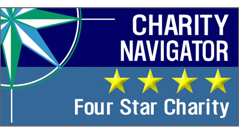Charity Navigator Four Star; Human Rights Campaign