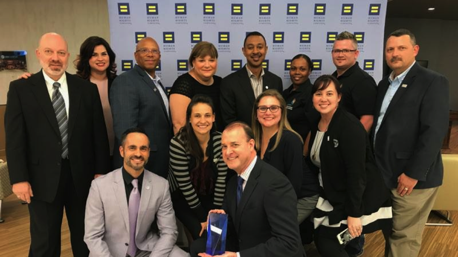 HRC Celebrates Leaders of Corporate Equality in Texas