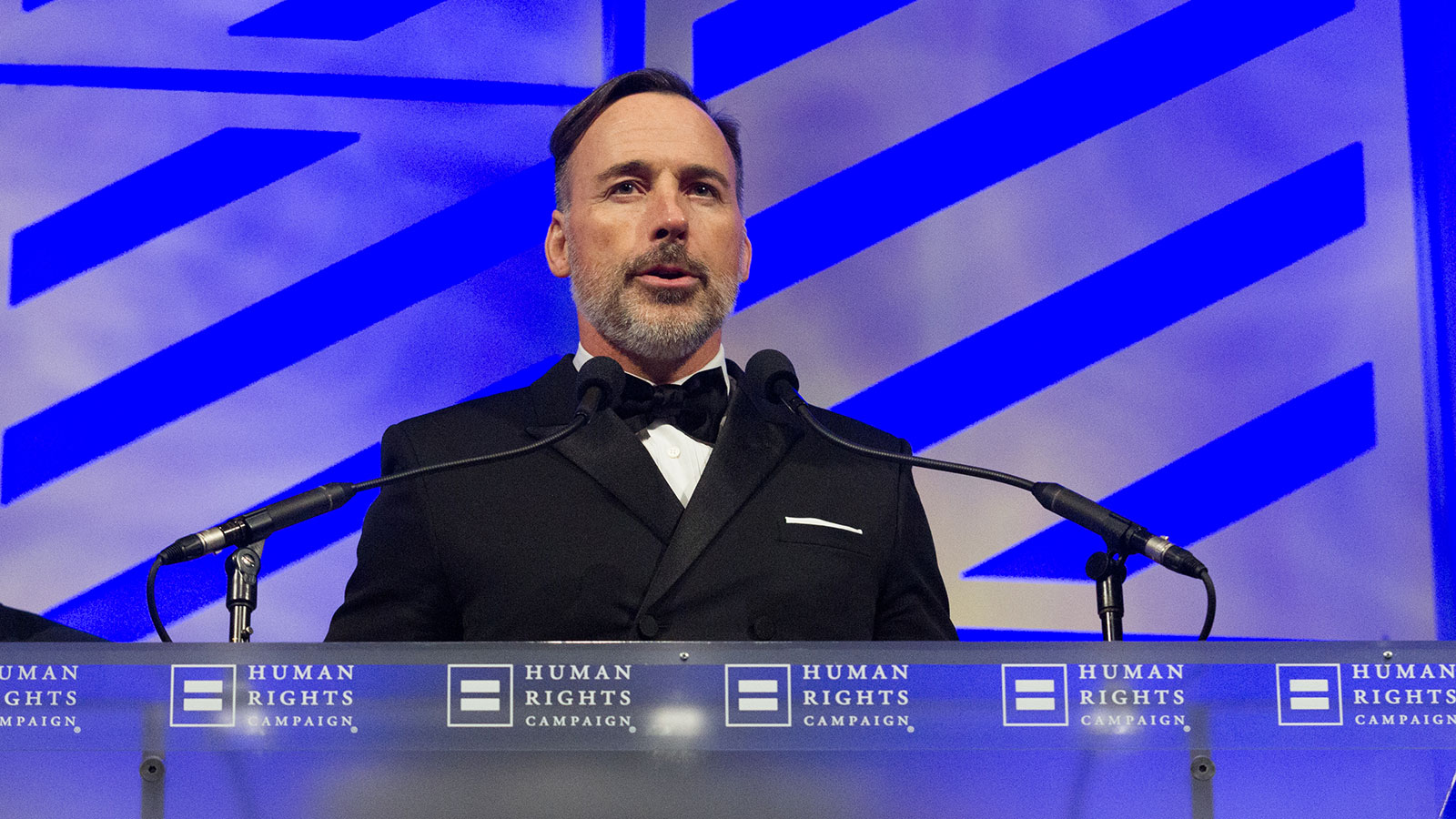 David Furnish: Fully Committed to the Fight…and Some Advice for the New Administration
