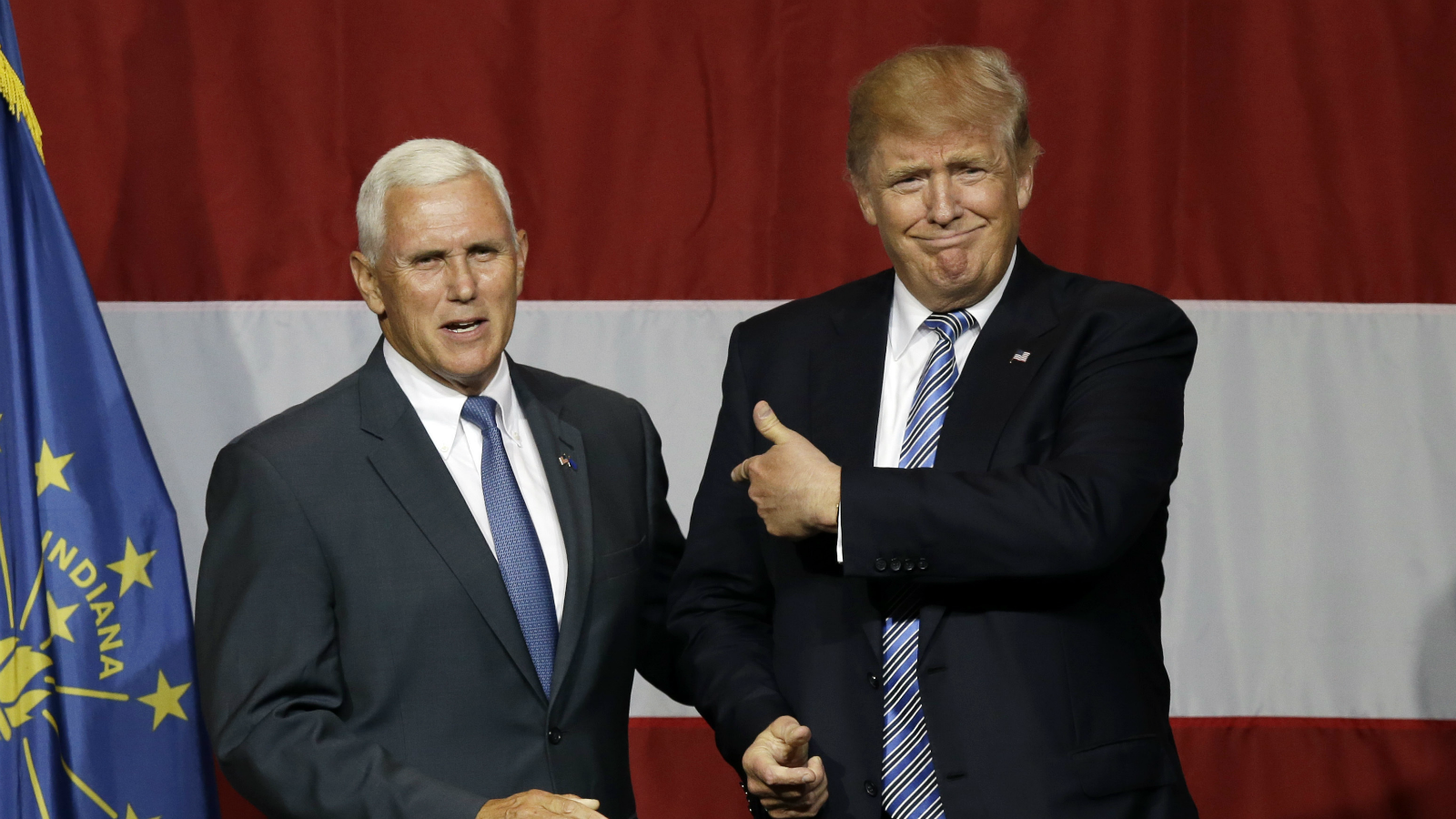 Mike Pence will be in Colorado Springs today