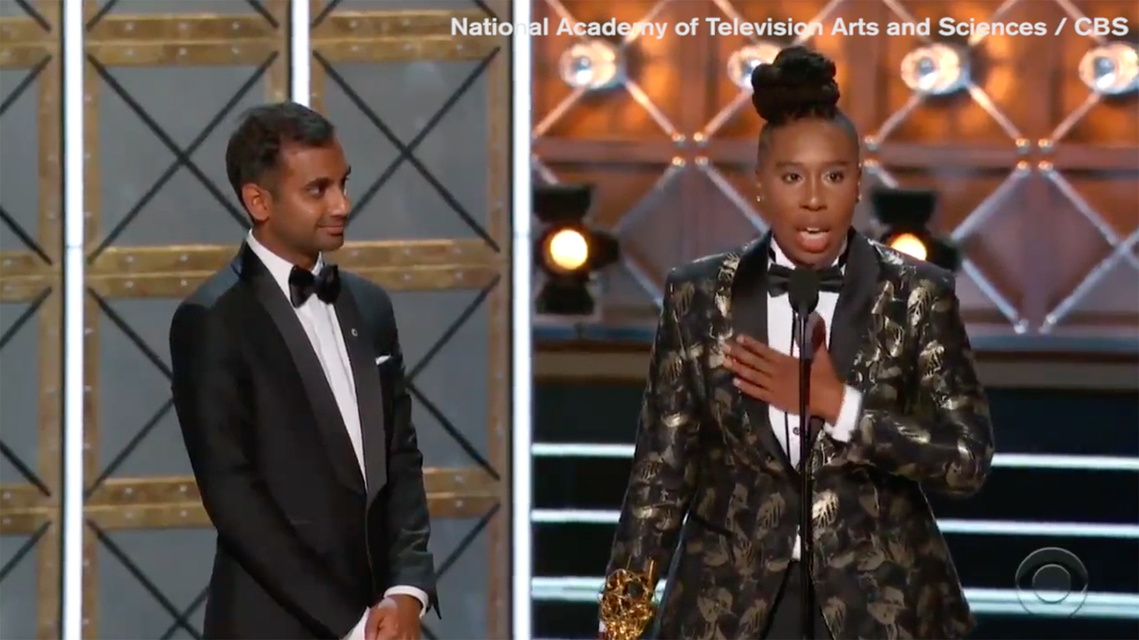 Historic Night at the Emmys: Lena Waithe, Kate McKinnon and More