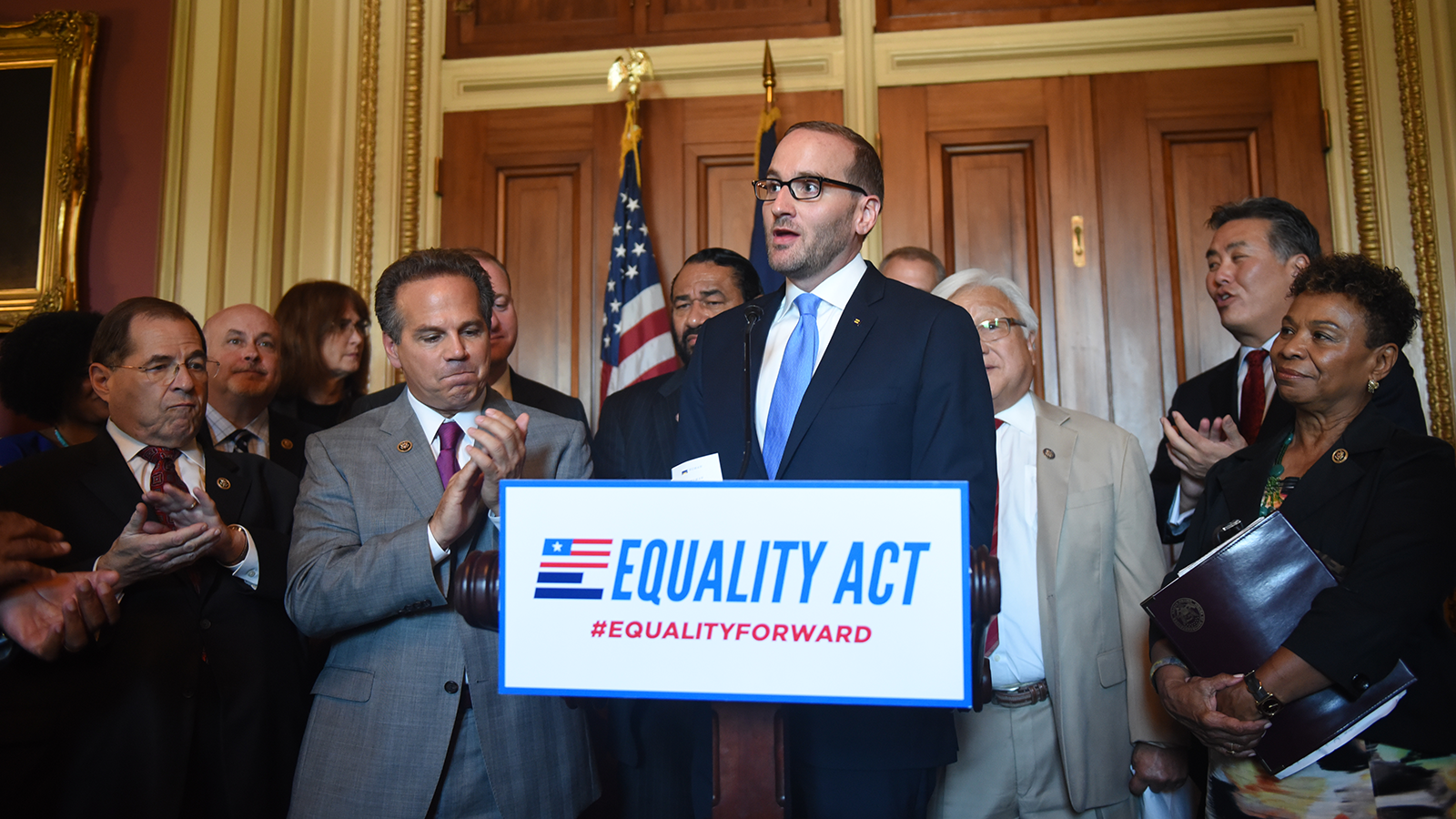 Ahead of Anniversary of Equality Act Introduction, HRC Announces Support of More Than 80 Major Corps