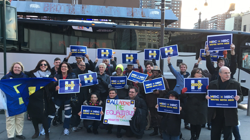 Equality Bus