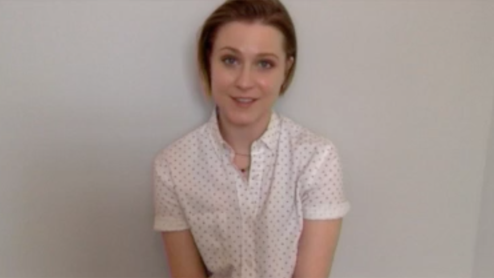 #BiPride: In Powerful Video, Evan Rachel Wood Highlights Issues Facing Bisexual Community