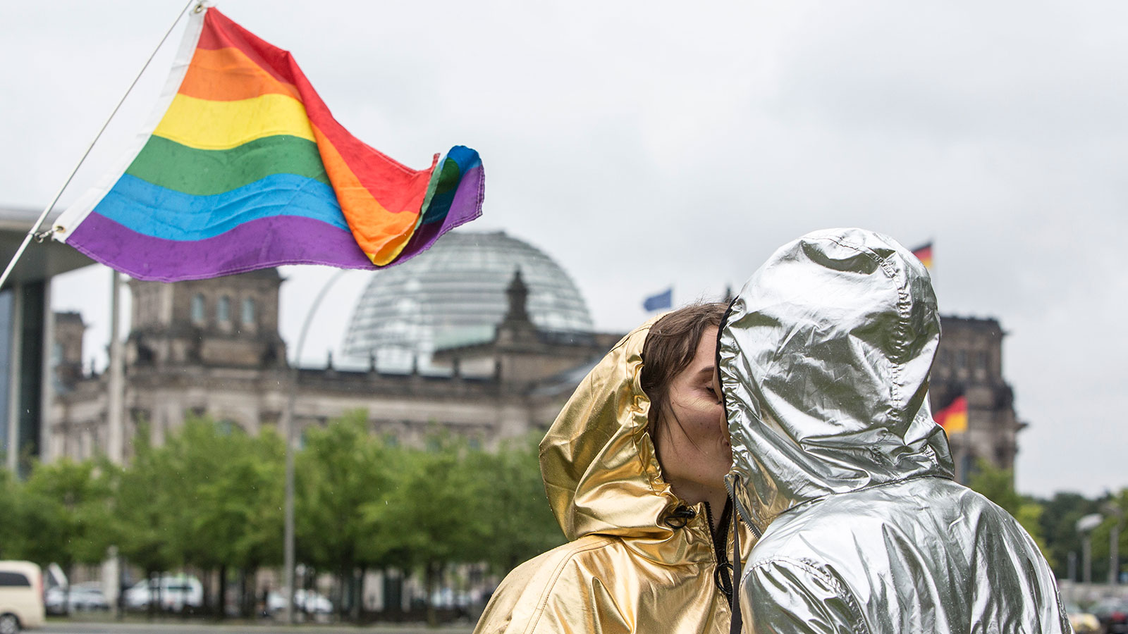 German President Signs Marriage Equality Into Law; Will Take Effect Later This Year