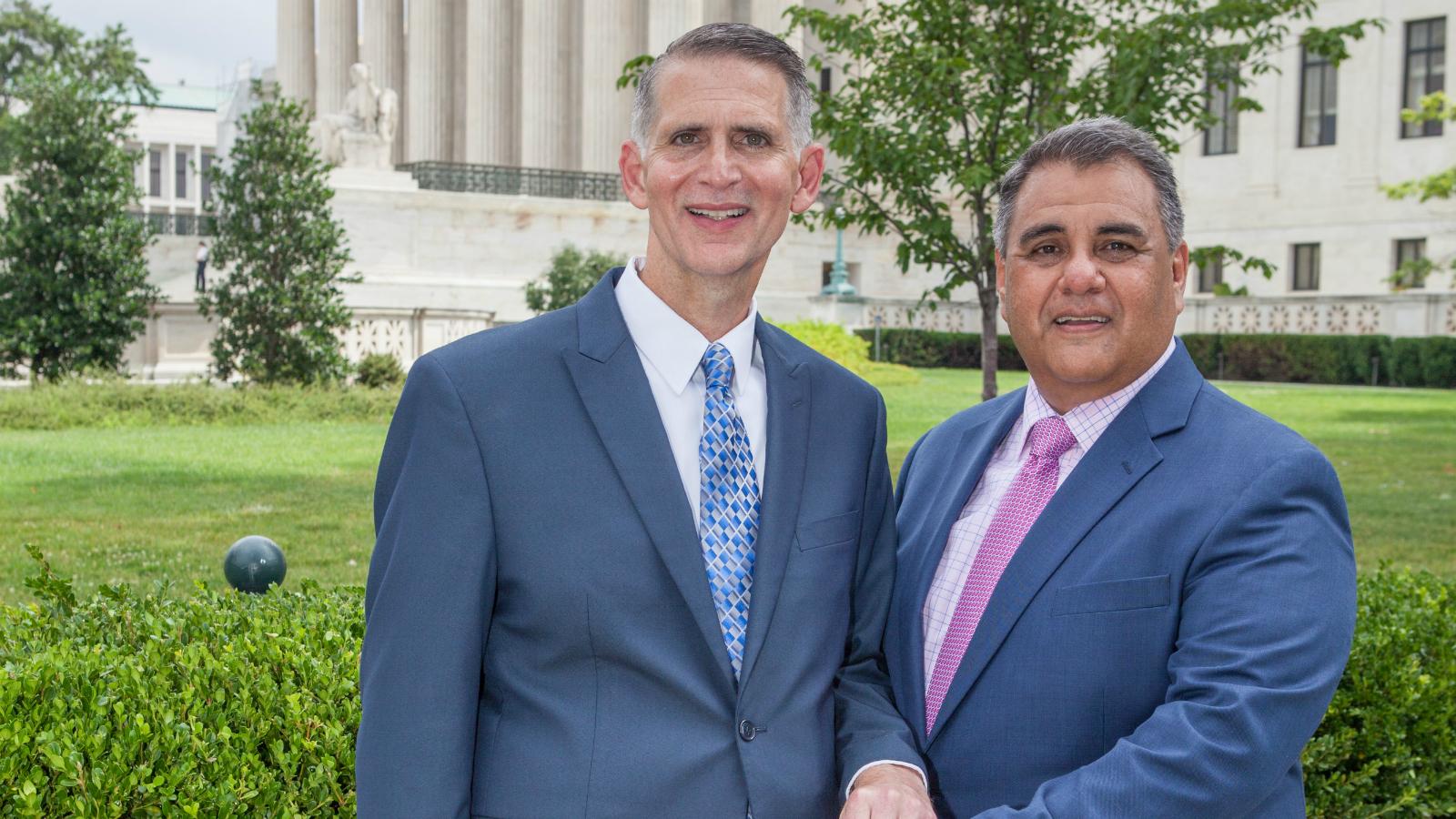 Plaintiff in SCOTUS Marriage Equality Case to Lead Pilgrimage to Celebrate LGBTQ Catholics