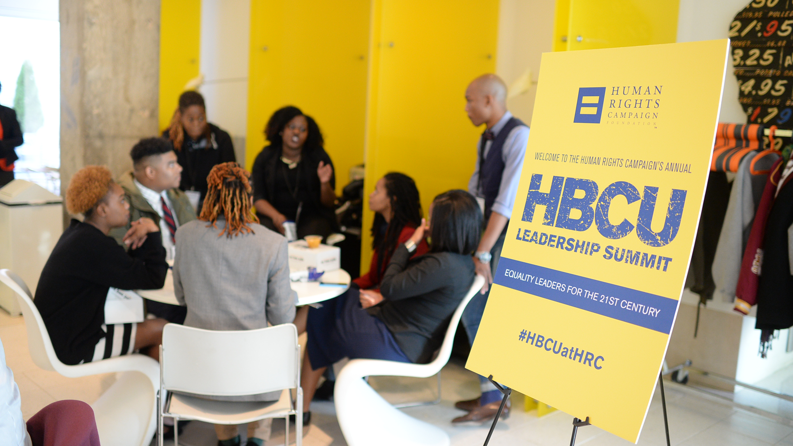 HRC Hosts HBCU Presidents and Senior Leadership for First-of-Its-Kind Summit on LGBTQ Inclusion