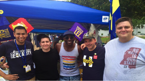 HRC Mississippi; LGBTQ Pride Month
