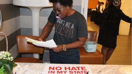 HRC Regional Field Organizer Hope Jackson