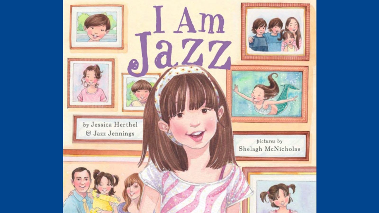 "HRC & NEA Sponsor National Day of Reading of ""I Am Jazz"" in Support of Transgender Youth"