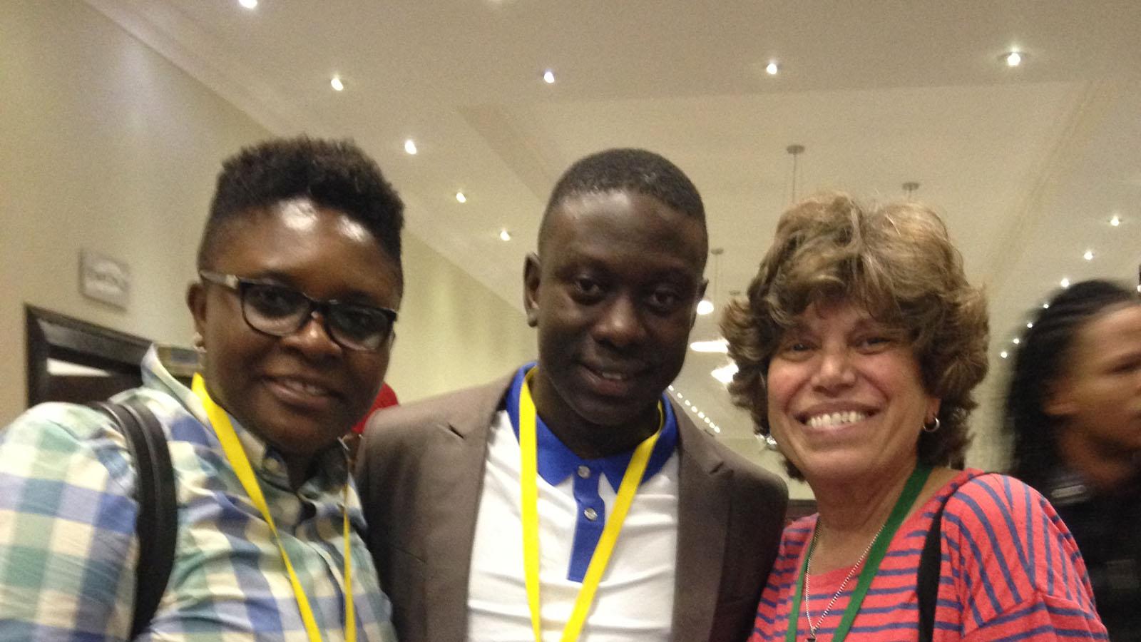 HRC Global Participates in Pan Africa ILGA in Johannesburg