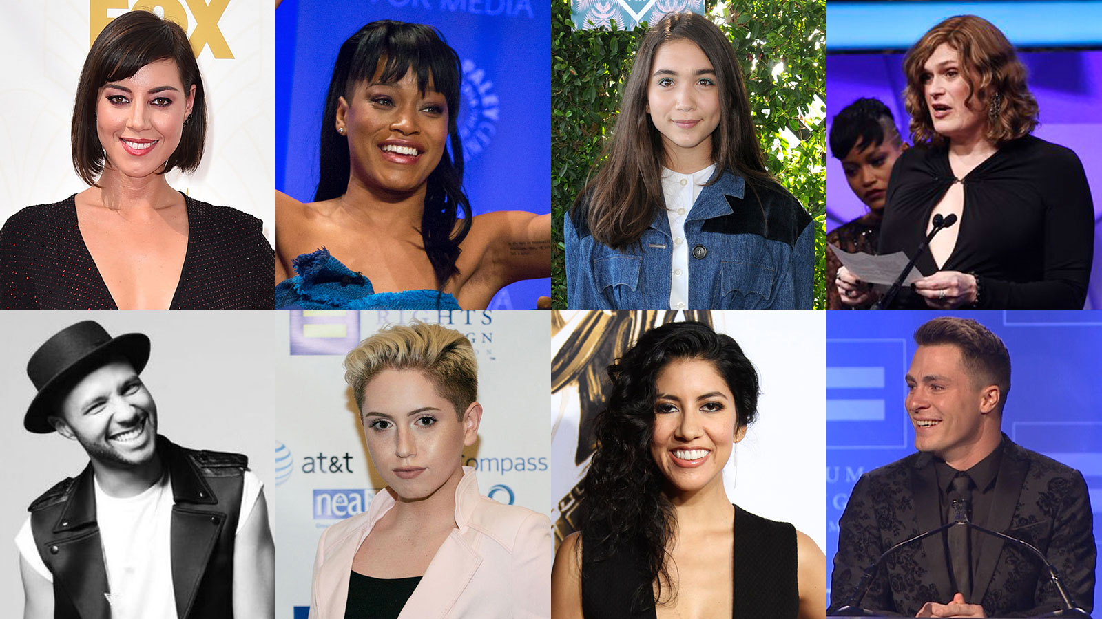 16 Inspirational Voices for LGBTQ Equality in 2016: Coming Out Edition