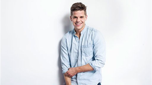 Charlie Carver, Teen Wolf, National Coming Out Day