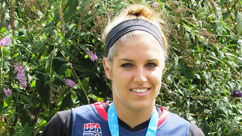 National Coming Out Day; Elena Delle Donne; WNBA