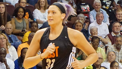 National Coming Out Day; Stefanie Dolson; WNBA