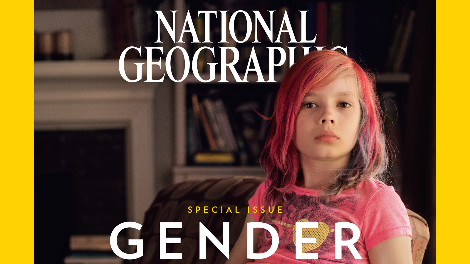 National Geographic Features Young Transgender Girl on Cover