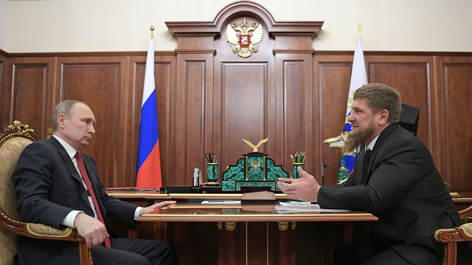 President of Chechnya Intends to Eliminate All Gay Men There by Ramadan