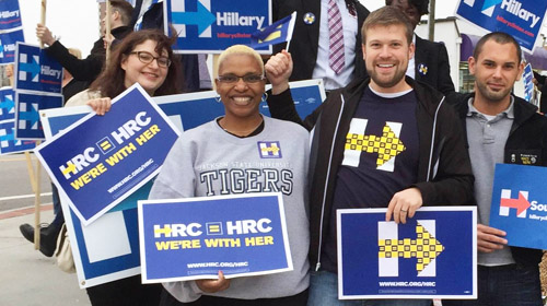South Carolina; HRC