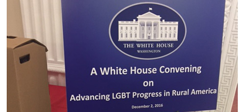 Advancing LGBT Progress in Rural America