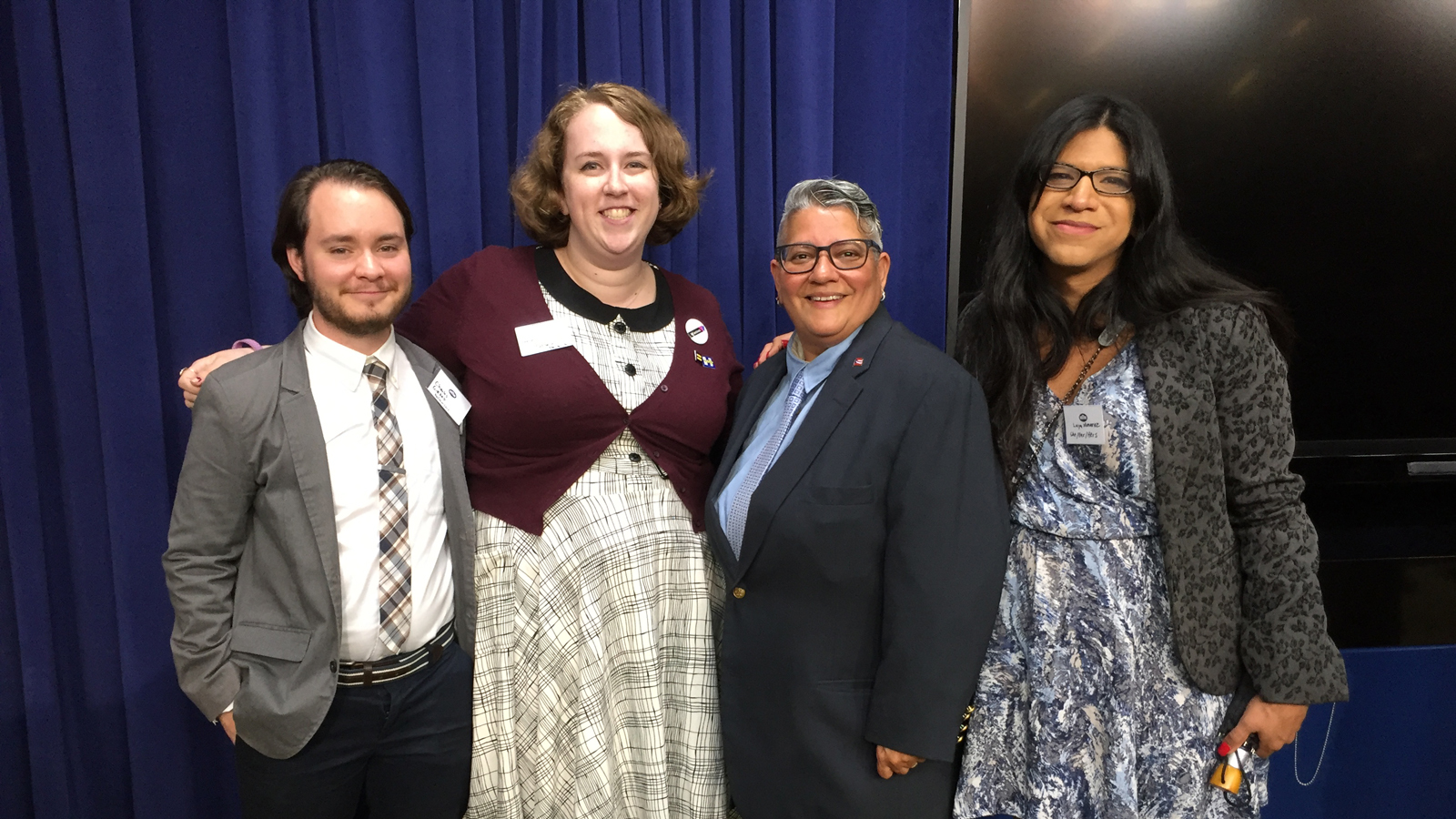 HRC Staff Joins White House for Bisexual Community Briefing