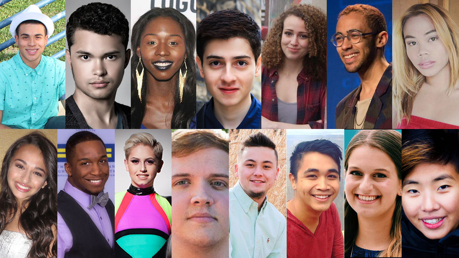 HRC Foundation Announces 2017 Class of HRC Youth Ambassadors