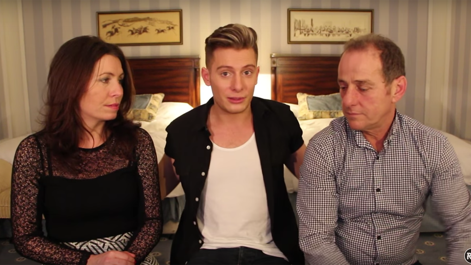 YouTube Star's Dad Talks About His Suicidal Thoughts After His Son Came Out