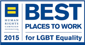Best Places to Work for LGBT Equality 2015