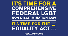 Equality Act; Equality Forward