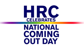 HRC National Coming Out Day