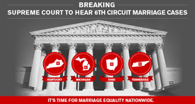Supreme Court; SCOTUS; Marriage Equality; HRC; Marriage Center; Same-sex Marriage
