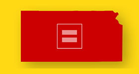 Marriage equality in Kansas