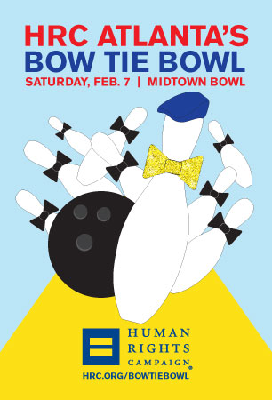 HRC Atlanta's BowtieBowl!