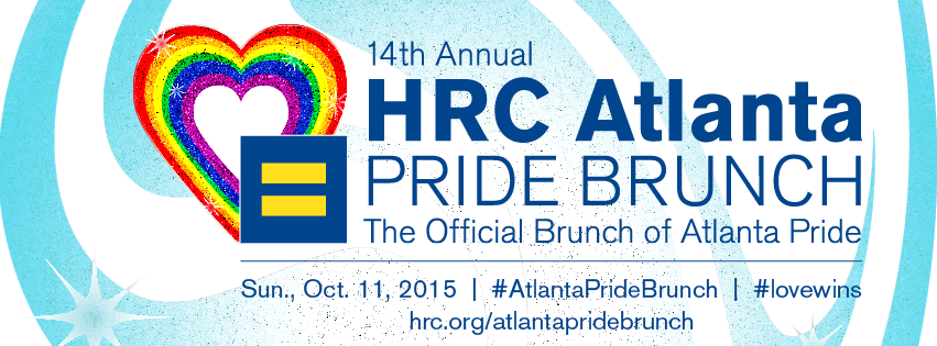 Learn more about this year's Atlanta Pride Brunch!