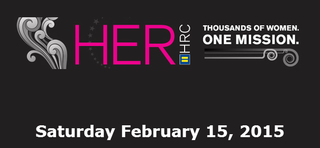 Join us as we celebrate Her HRC with