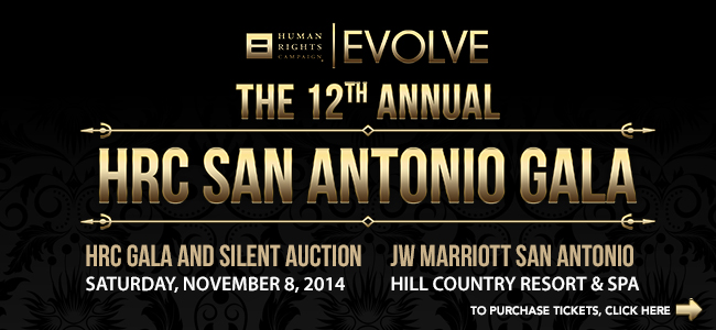 12th Annual San Antonio Human Rights Campaign Gala and Silent Auction