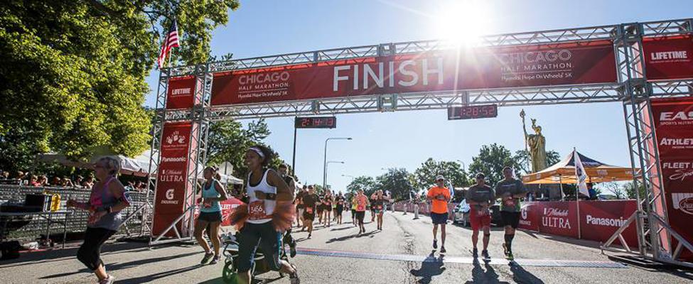 2015 Chicago Half Marathon/5K