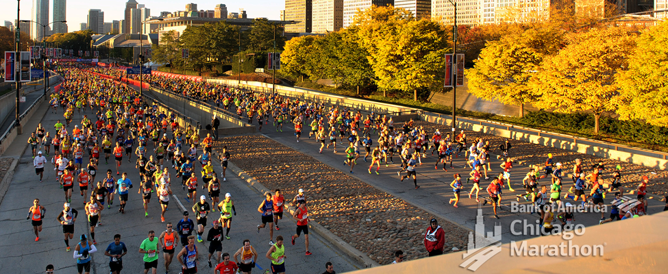 2015 Bank of America Chicago Marathon