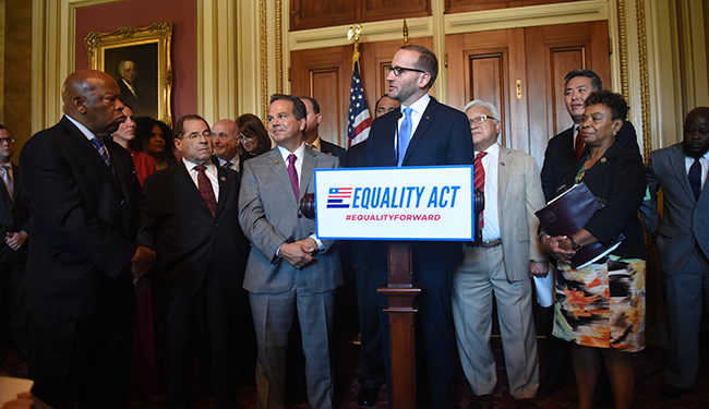 Chad Griffin; The Equality Act; Equality Forward