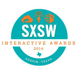 SXSW Interactive Awards 2014 image