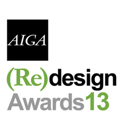 AIGA (Re)Design Awards image