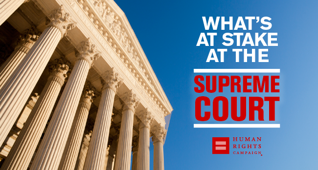 What's at Stake; Supreme Court of the United States; SCOTUS