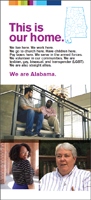 This is our Home; LGBT in Alabama; Lesbian Gay Bisexual Transgender Alabama; We Are Alabama